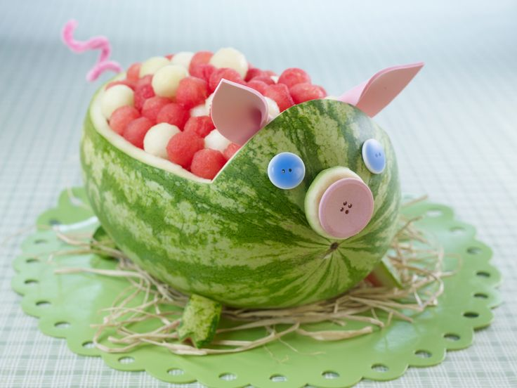 Watermelon Board | Watermelon Pig