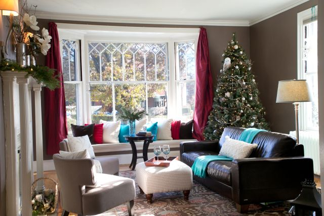 Red And Turquoise Living Room All Things Holiday Pinterest Turquoise Living Rooms Living