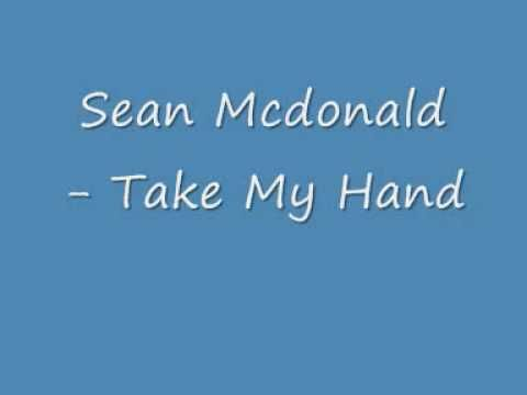 Shawn mcdonald lyrics