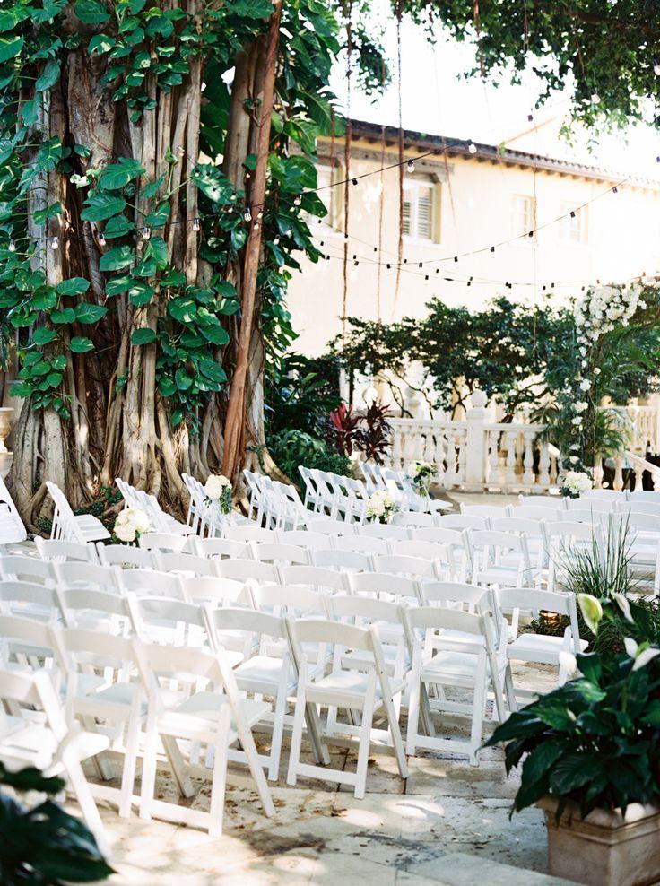 Photography : Graham Terhune | Venue : The Addison Read More on SMP: http://www.stylemepretty.com/little-black-book-blog/2015/09/15/romantic-blush-boca-raton-wedding/