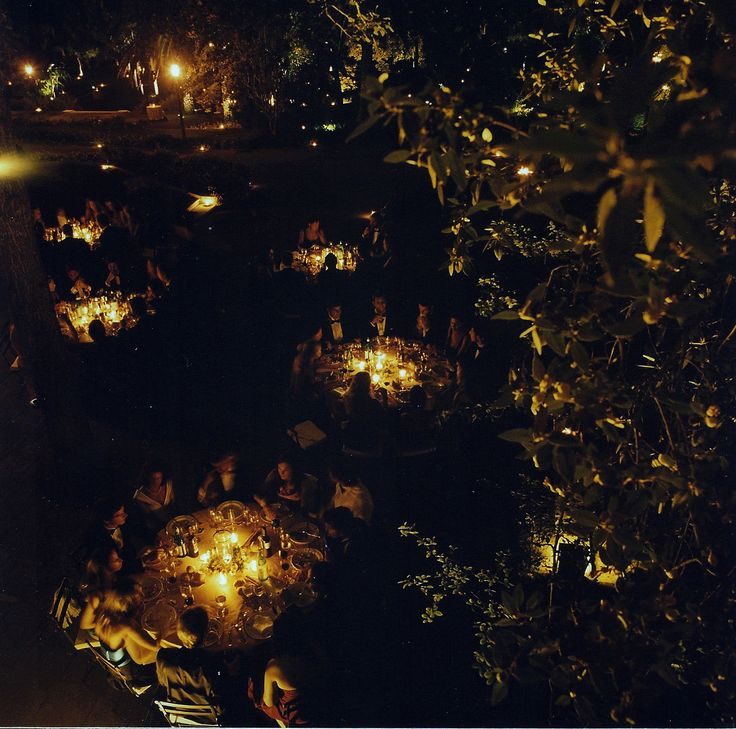 How to create a special atmosphere at #villalalimonaia