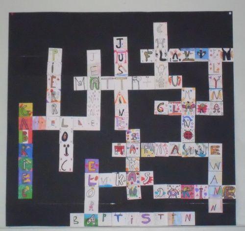 CM : Rallye lien : des arts visuels pour souder la classe !