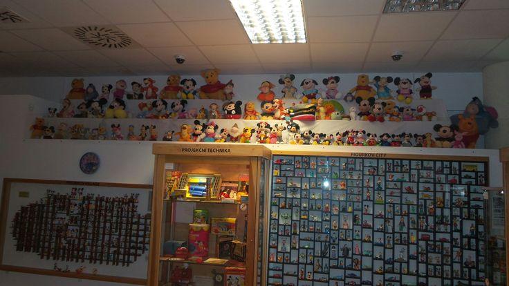 Disney sbírka