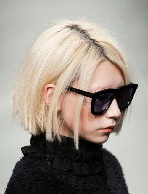 Newest Short Hair Trends | http://www.short-haircut.com/newest-short-hair-trends.html
