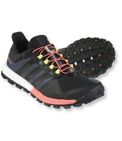 #LLBean: Women's Adidas Adistar Raven Boost Hiking Shoes