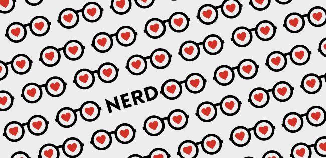 Take 10 - Nerd Glasses