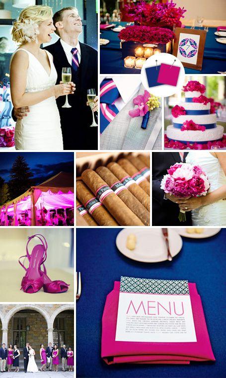 Wedding colors)