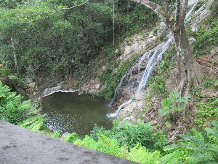 Pozo Azul Minca, Santa Marta