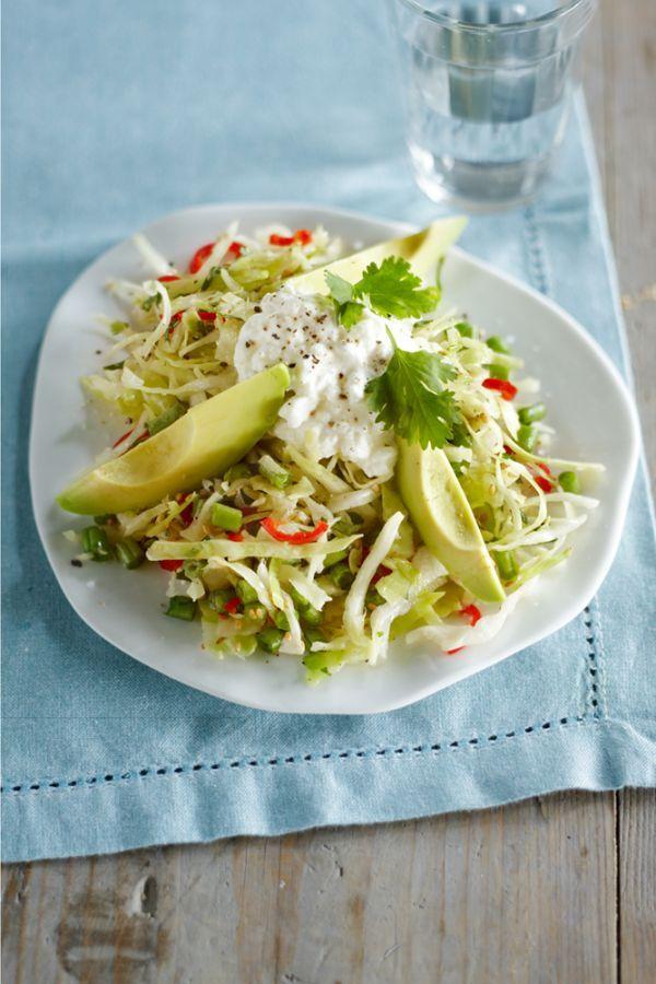 Pikante witte-koolsalade | A.Vogel gezonde recepten