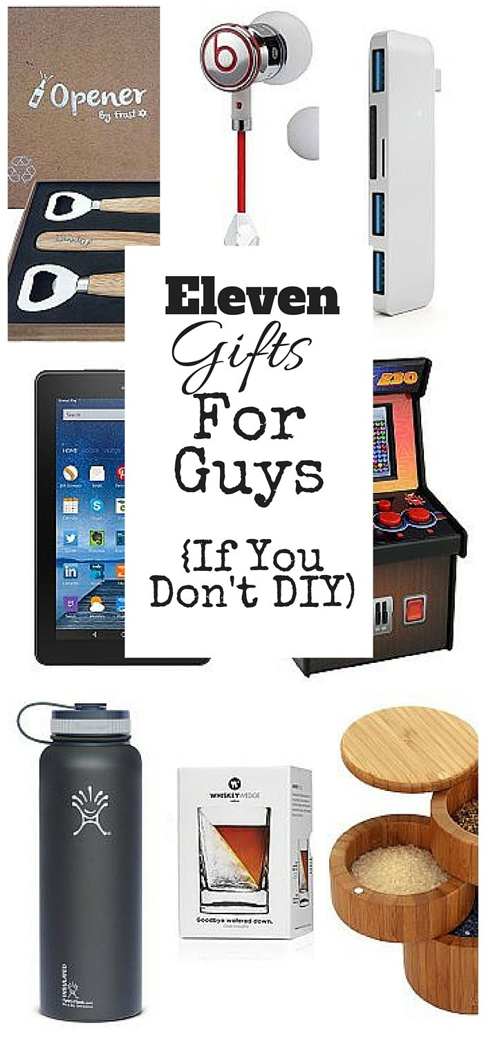 A gift for every guy! http://www.retiredby40blog.com/2015/11/16/11-christmas-gifts-for-guys-for-every-budget/