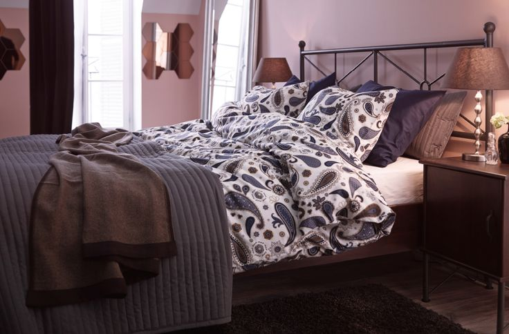 A bed that's so comfy and cozy you never want to get up, a nightstand that's always there to keep your phone within arm's reach, a super comfortable mattre