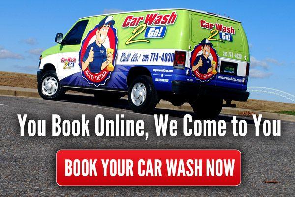 Car Wash 2 Go - Mobile Car Wash in Birmingham, Alabama