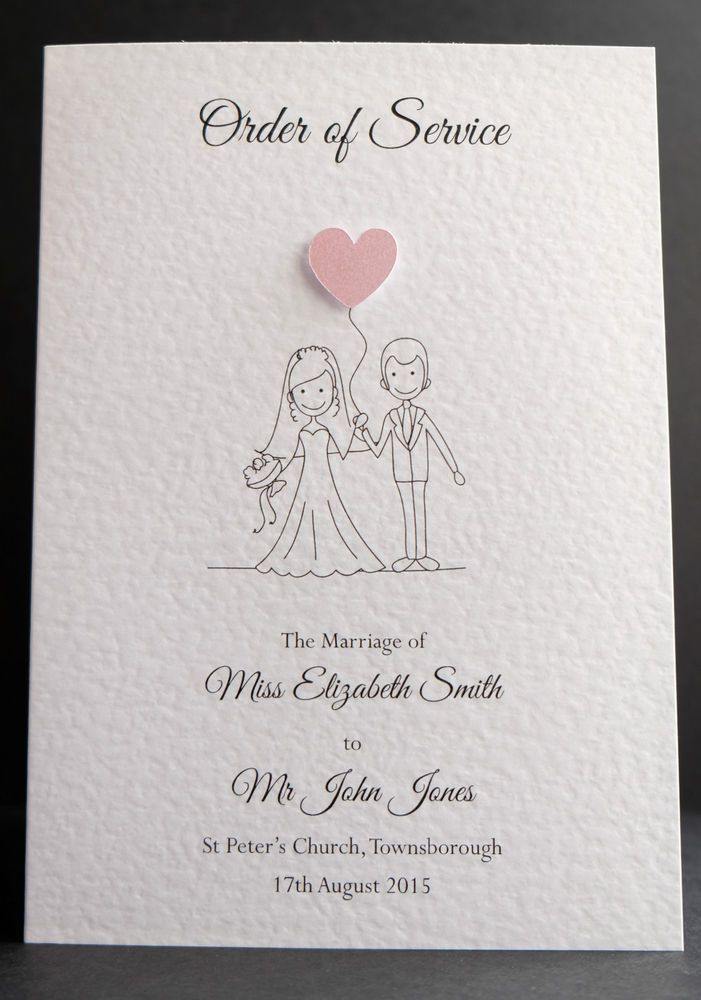 The 25+ best Order of service ideas on Pinterest Wedding order - invitation for funeral ceremony
