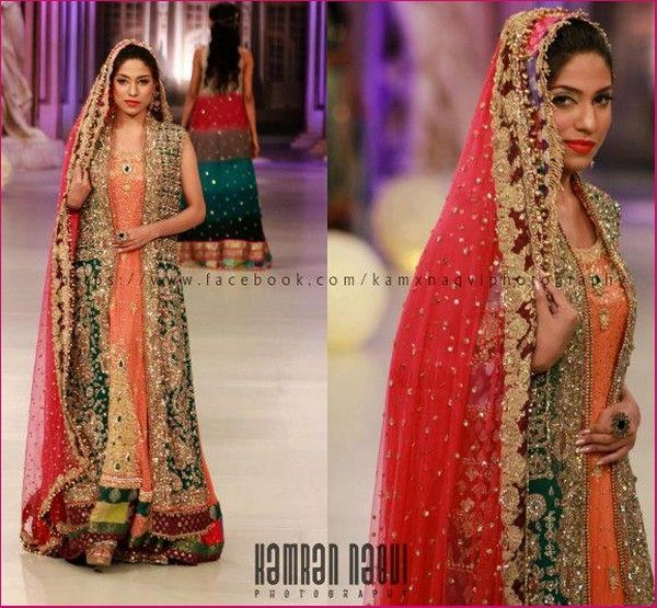 Latest Bridle dresses by Tabassum Mughal 2013 | Ozyle | Mobile Version
