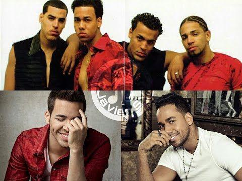 Aventura ft Romeo Santos, Prince Royce - Bachata Mix 2015 - YouTube