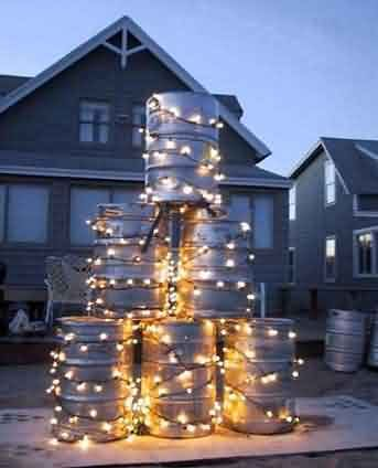 107 Best Redneck Christmas Party Decor Images On Pinterest  - Redneck Christmas Tree Decorations