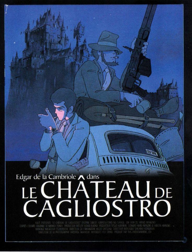 Le Château de Cagliostro - Hayao Miyazaki