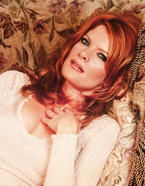 my all-time favorite redhead - she's fiesty, spirited & sexy! She definitely ROCKS her red! (Michelle Stafford - formerly Phyllis on The Young & the Restless)