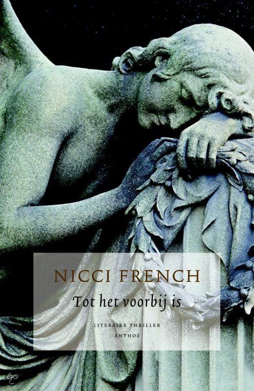 42 best gelezen thrillers images on pinterest thrillers shelves tot het voorbij is nicci french fandeluxe Image collections