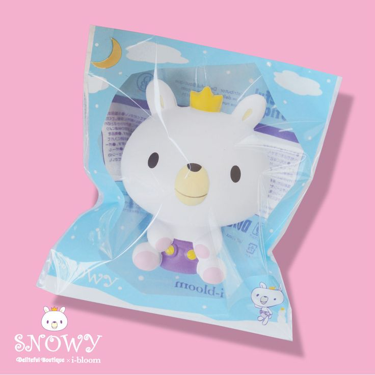 Squishy Toys Europe : Snowy *iBloom Squishies Pinterest Squishies, Slime and Bears