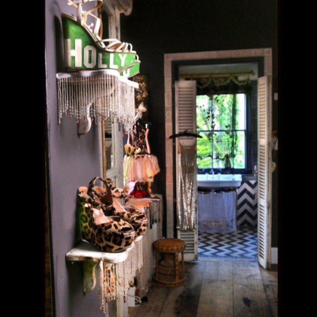 Pinterest Dressing Room