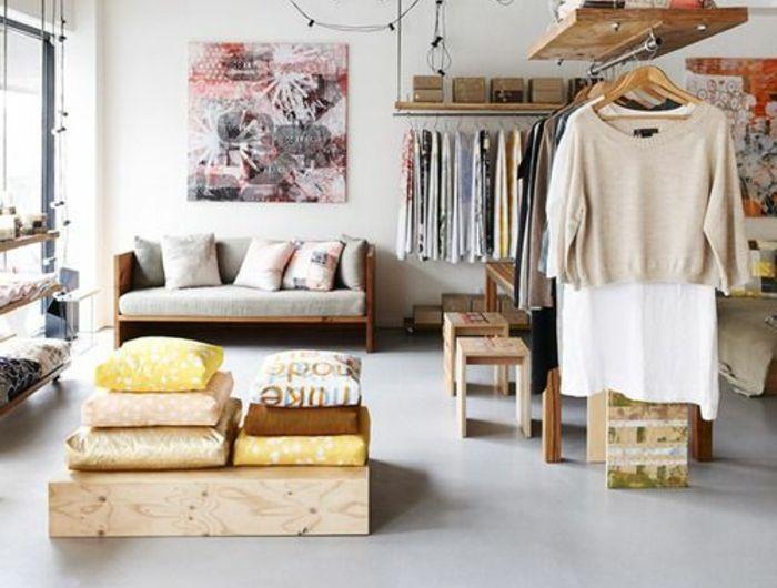 Comment aménager un dressing pratique et ranger les vêtements avec style