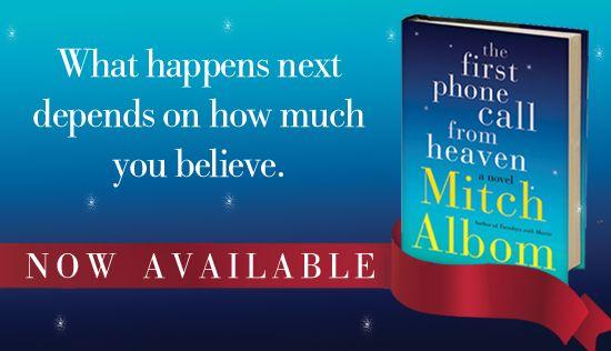 All Mitch Albom's books