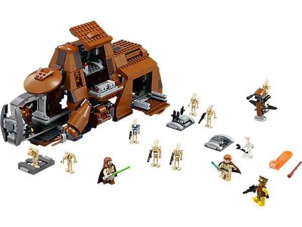 lego star wars vaisseau droides 10299 on la achete