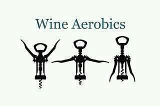 Wine AerobicsWineaerob, Laugh, Quote, Wine Aerobics, Funny Stuff, Humor, Work Out, Things, Workout