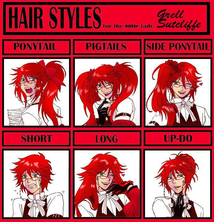 Oh yes my various hairstyles.. OH GOD NOT THE SHORT HAIR AGAIN!! WHAT IF BASSIE SEES!~~~~ couldnt have put it better