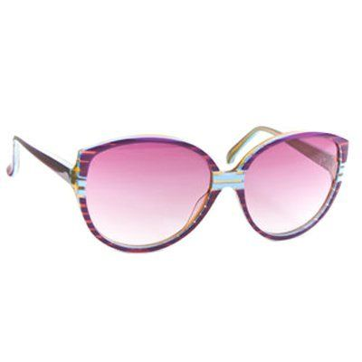 Cinzia Redeux Abracadabra-Purple/Blue Stripe CINZIA. $90.00