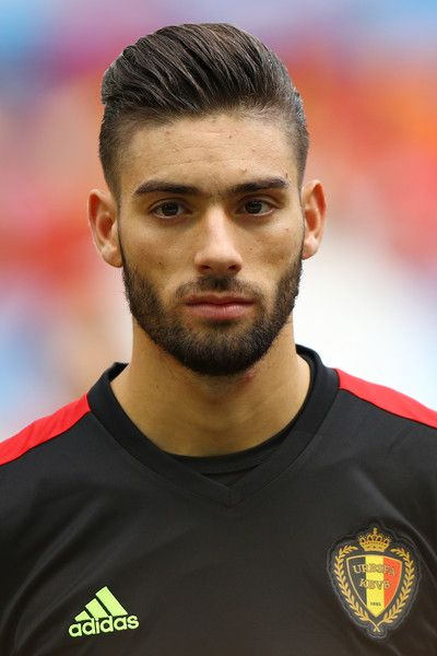 Yannick Carrasco Photos Photos - Yannick Carrasco of Belgium lookw on during the UEFA EURO 2016 Group E match between Belgium and Republic of Ireland at Stade Matmut Atlantique on June 18, 2016 in Bordeaux, France. - Belgium v Republic of Ireland - Group E: UEFA Euro 2016