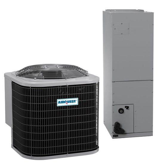 1.5 Ton 14.5 SEER AirQuest Heat Pump Air Conditioner System