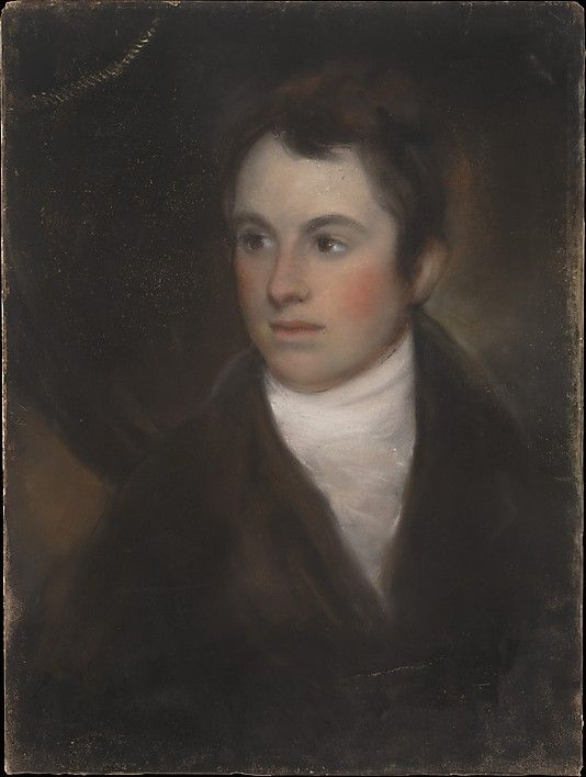 Robert Shurlock (1772–1847) - Attributed to William Russell  (British, London 1784–1870 Highgate)