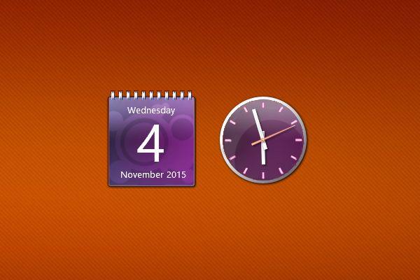 Calendar Clock Wallpaper : Best images about calendar gadgets win on
