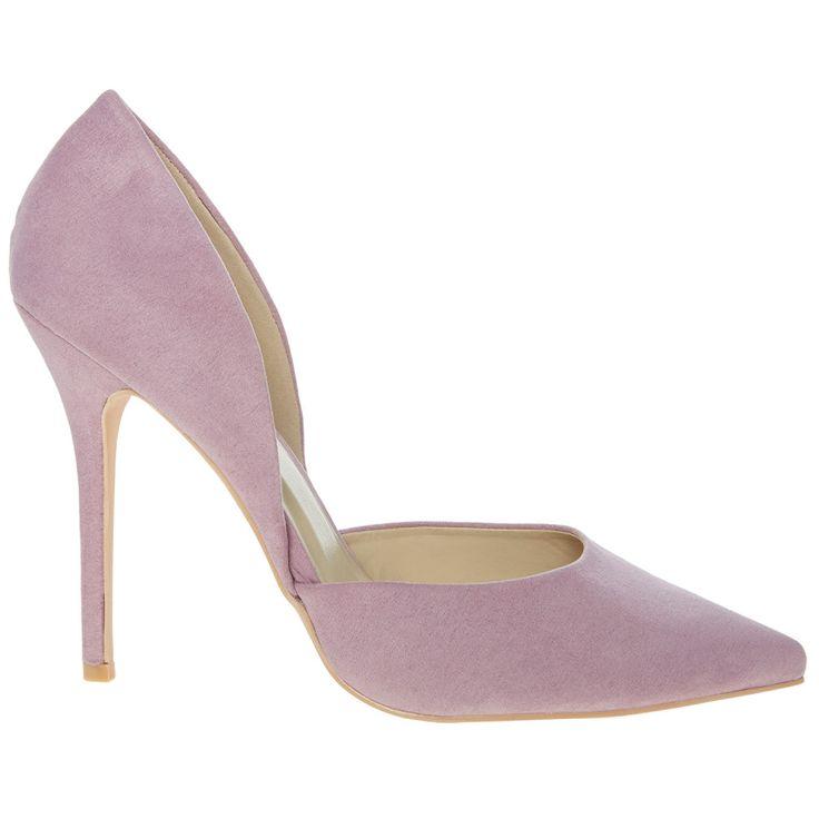 Dixie Doreen, Schuhe, Absatzschuhe, Stilettos, Lila, Female, 37