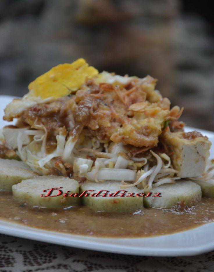 Diah Didi's Kitchen: Resep Tahu Gimbal Semarang