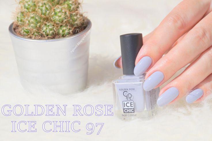 Golden Rose Ice Chic 97 | InesWorld