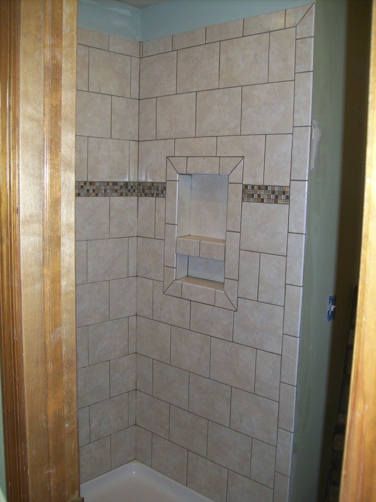 Pinterest bathrooms ideas - Wall Niche For Every Shower Bathrooms Pinterest Wall