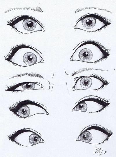 Tumblr Eyes Drawing Art, beautiful, black, silly, eyes, cute, drawing, tumblr