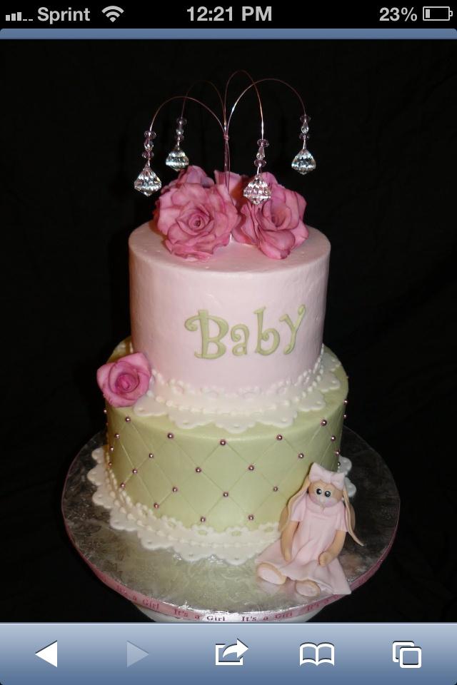 shabby chic bridal shower cakes%0A Cake idea Shabby Chic theme