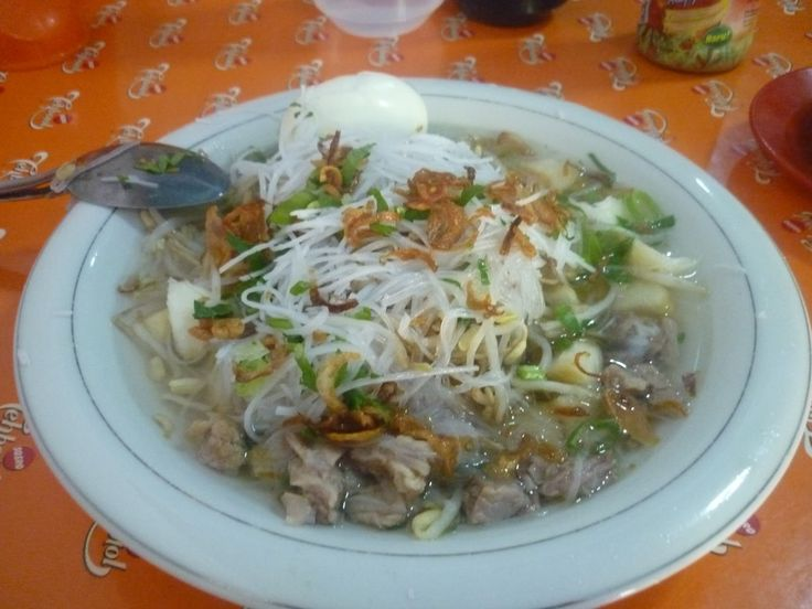 Sop Ubi Datu Museng Hj Haniah Segarnya Citarasa Makassar - Kuliner Makassar