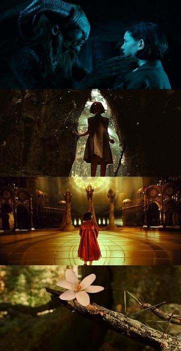 Pan's Labyrinth. Cinematography is exquisite