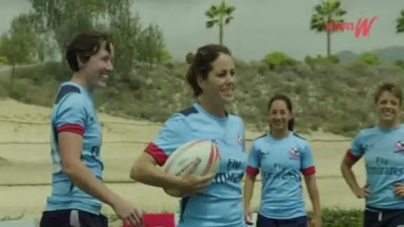 The U.S. Women's Rugby Sevens Team would debut in the Rio Olympics. What makes them different from the other contenders for the Olympic gold? http://espn.go.com/espnw/culture/feature/article/16983967/the-usa-rugby-sevens-squad-drawing-99ers-inspiration-ahead-rio