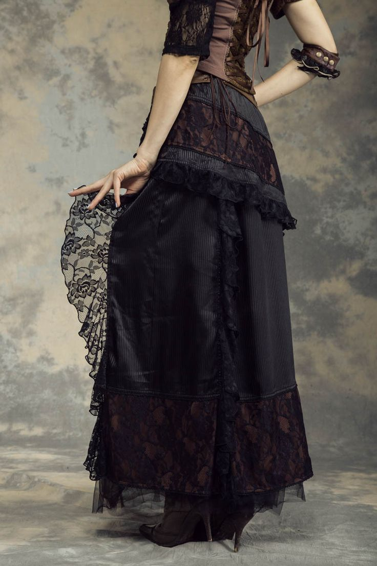 Rq blelastic tailleband vloer lengte kanten rokje sp144 steampunk flora in 100 % originele merchandiseMerk: rood zwart legioen koningin Wat gelegenheden geschikt om te dragen deze kleding?B van Rokken op AliExpress.com   Alibaba Groep