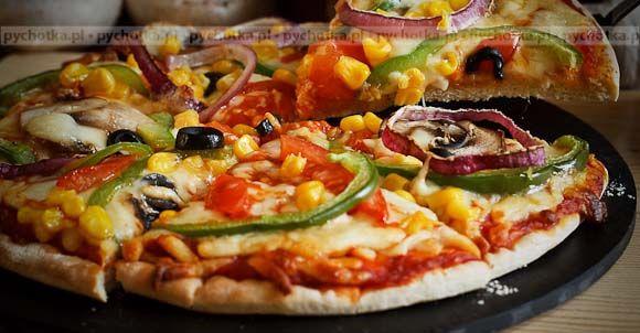 Pyszna domowa pizza