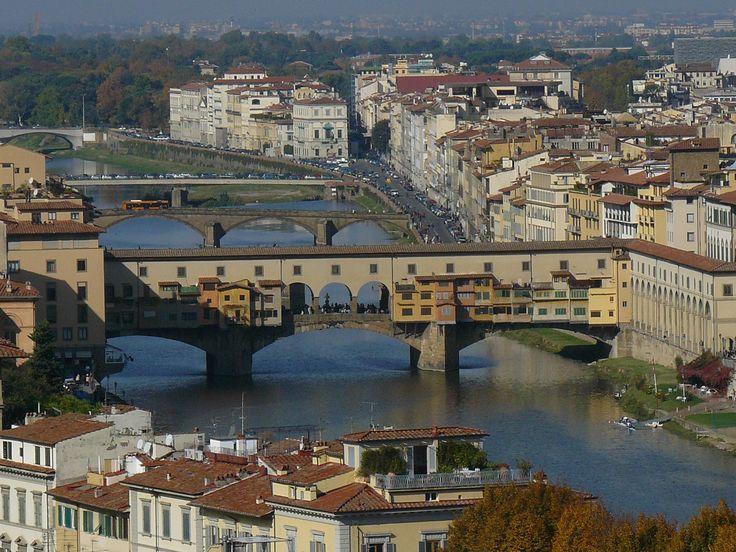 Firenze - Ponti sull'Arno