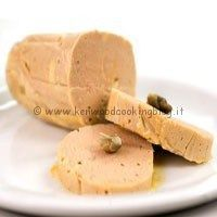 Ricetta salame di tonno Kenwood