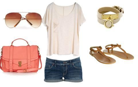 whatgoesgoodwith.com summer outfits (06) #cuteoutfits