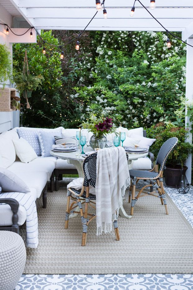 Holiday Entertaining for Summer